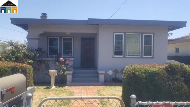 297 Smalley Ave., Hayward, CA 94541 (#MR40827590) :: The Warfel Gardin Group