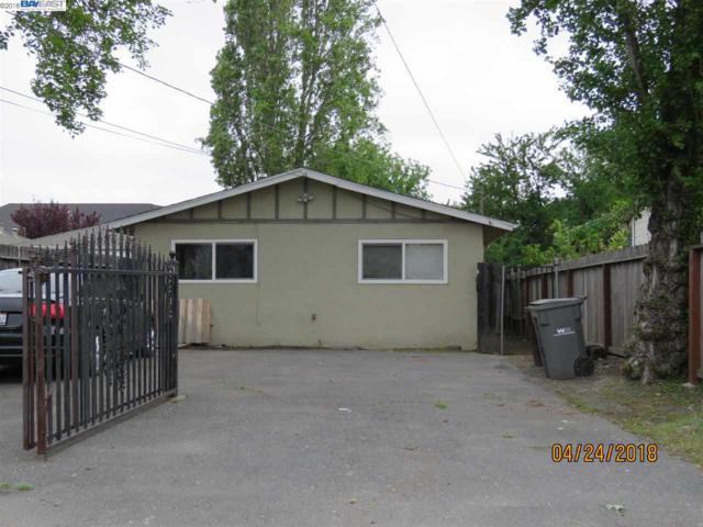 9408 Oscar Ave, Oakland, CA 94603 (#BE40827600) :: Strock Real Estate