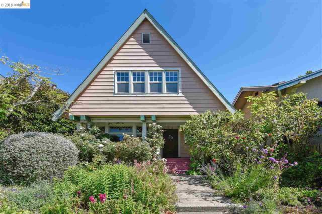 1711 Parker Street, Berkeley, CA 94703 (#EB40827867) :: Perisson Real Estate, Inc.