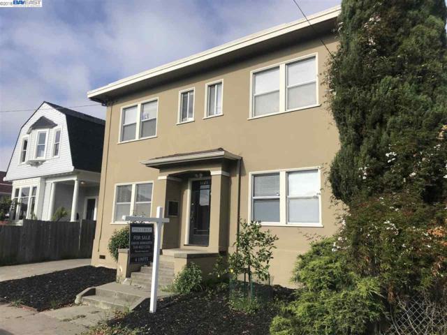 5825 Genoa St, Oakland, CA 94608 (#BE40827872) :: The Goss Real Estate Group, Keller Williams Bay Area Estates