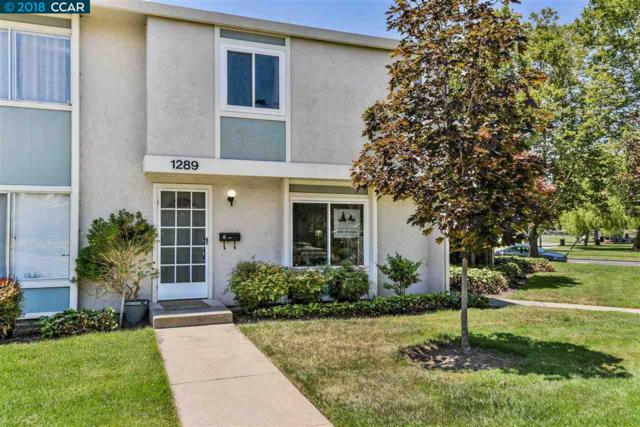 1289 Pine Creek Way, Concord, CA 94520 (#CC40827938) :: The Goss Real Estate Group, Keller Williams Bay Area Estates