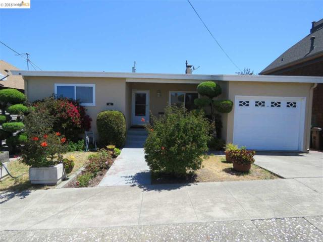 41 Crest Ave, Richmond, CA 94801 (#EB40828074) :: The Goss Real Estate Group, Keller Williams Bay Area Estates