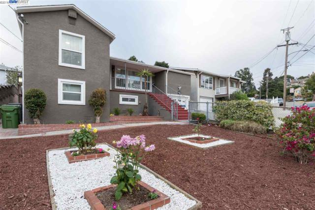 2509 Taylor Ave., Oakland, CA 94605 (#BE40828209) :: The Kulda Real Estate Group