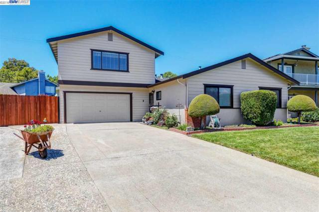 4437 Cherrywood Ave, Fremont, CA 94538 (#BE40828250) :: Strock Real Estate