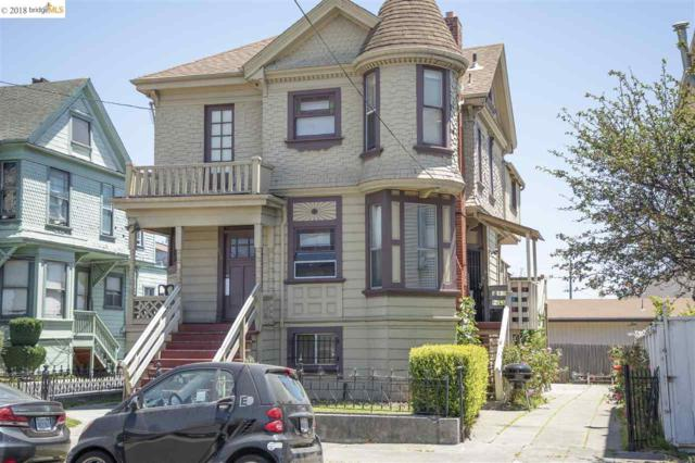 812 6th Ave, Oakland, CA 94606 (#EB40828333) :: The Goss Real Estate Group, Keller Williams Bay Area Estates