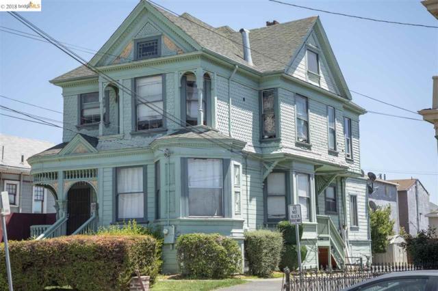 822 6th Ave, Oakland, CA 94606 (#EB40828334) :: The Goss Real Estate Group, Keller Williams Bay Area Estates