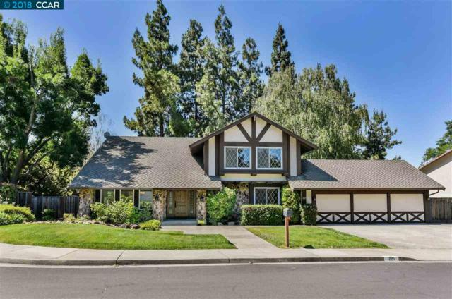 1225 Tulane Dr, Walnut Creek, CA 94596 (#CC40828387) :: The Warfel Gardin Group