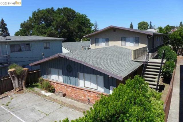 3071 Curran Avenue, Oakland, CA 94602 (#EB40828415) :: Brett Jennings Real Estate Experts