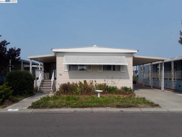 305 Santa Paula, San Leandro, CA 94579 (#BE40828671) :: Strock Real Estate