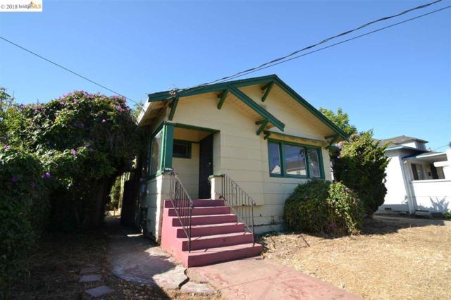 1042 55Th St, Oakland, CA 94608 (#EB40828767) :: Strock Real Estate