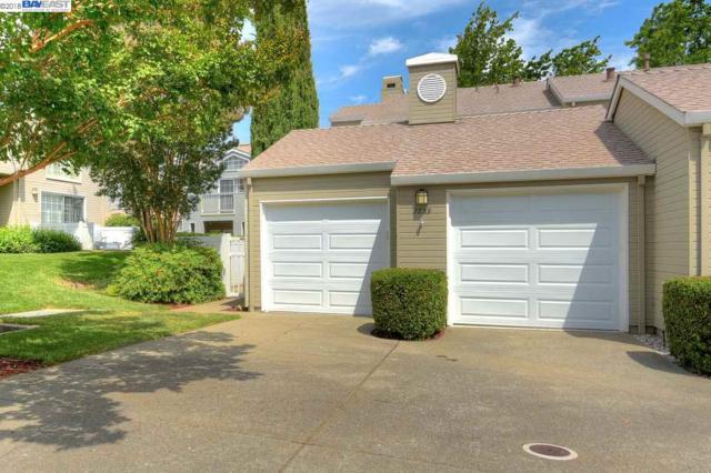 Creekside Dr, Pleasanton, CA 94588 (#BE40829061) :: The Warfel Gardin Group
