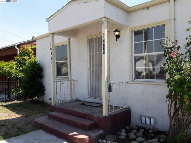1636 Oriole Ave, San Leandro, CA 94578 (#BE40829157) :: The Goss Real Estate Group, Keller Williams Bay Area Estates