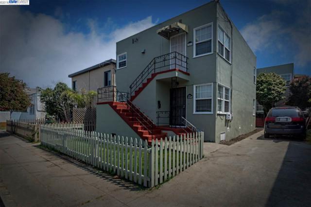 2925 Stanton Street, Berkeley, CA 94702 (#BE40829192) :: The Warfel Gardin Group