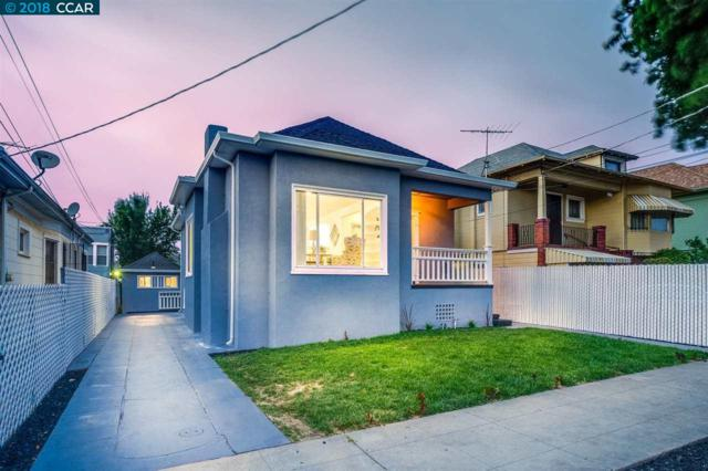 864 56Th St, Oakland, CA 94608 (#CC40829226) :: von Kaenel Real Estate Group