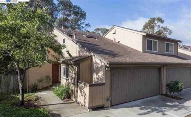 1895 Chantilly Lane, Hayward, CA 94541 (#BE40829502) :: The Warfel Gardin Group