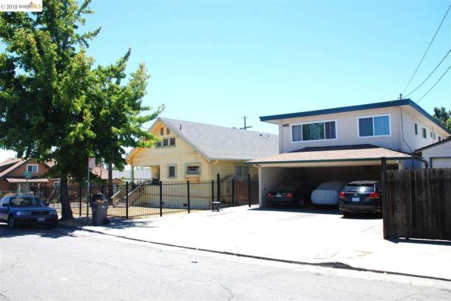4109 Santa Rita St, Oakland, CA 94601 (#EB40829514) :: von Kaenel Real Estate Group