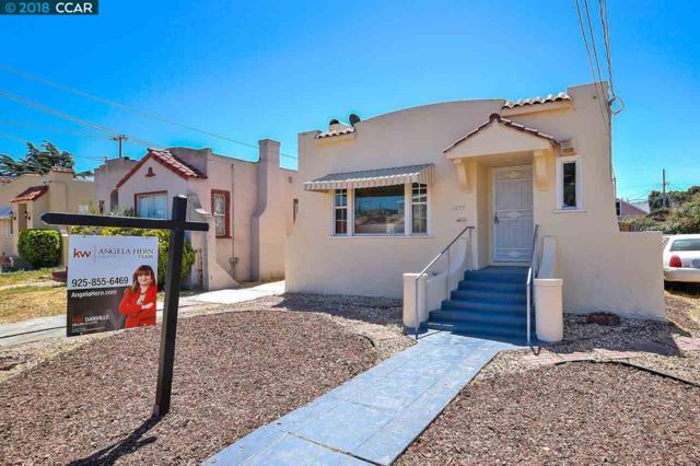 2678 Ritchie St, Oakland, CA 94605 (#CC40829579) :: The Goss Real Estate Group, Keller Williams Bay Area Estates