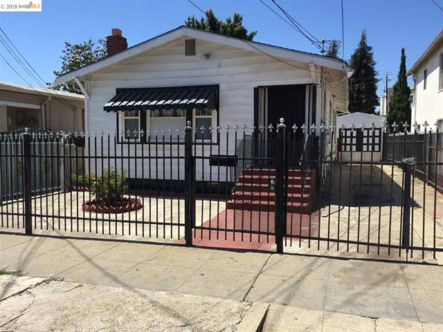 2751 75th Ave., Oakland, CA 94605 (#EB40829809) :: The Warfel Gardin Group