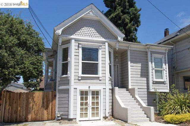 1909 Alcatraz, Berkeley, CA 94703 (#EB40829866) :: Strock Real Estate