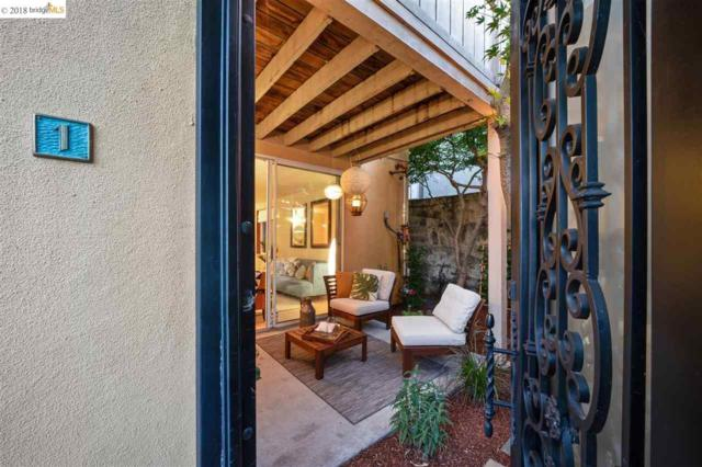 400 Wayne Ave, Oakland, CA 94606 (#EB40830026) :: The Goss Real Estate Group, Keller Williams Bay Area Estates