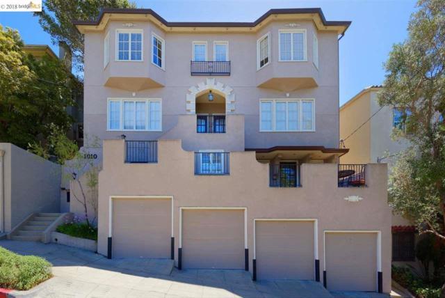 1010 Walker Avenue, Oakland, CA 94610 (#EB40830100) :: The Goss Real Estate Group, Keller Williams Bay Area Estates