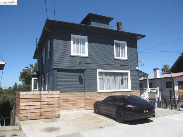 2655 Wakefield Ave, Oakland, CA 94606 (#EB40830115) :: The Goss Real Estate Group, Keller Williams Bay Area Estates