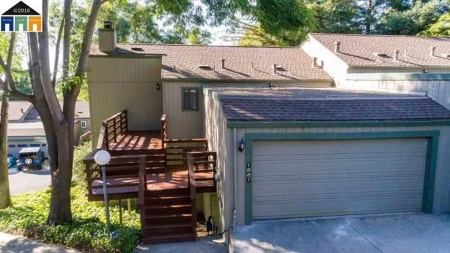 1887 Sally Creek Cir, Hayward, CA 94541 (#MR40830127) :: The Warfel Gardin Group
