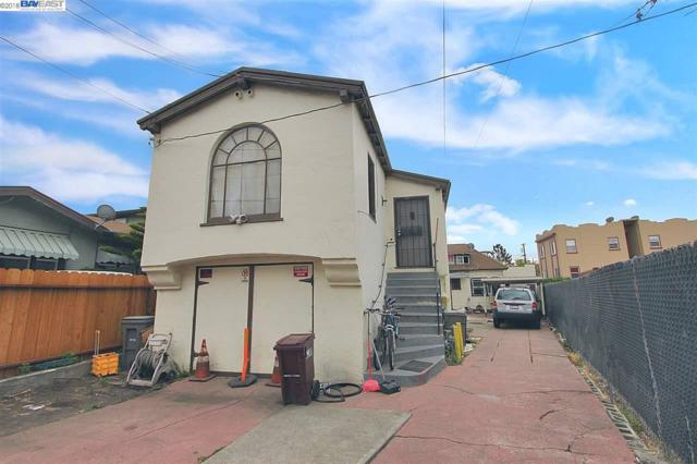 1912 Crosby Ave, Oakland, CA 94601 (#BE40830240) :: The Goss Real Estate Group, Keller Williams Bay Area Estates
