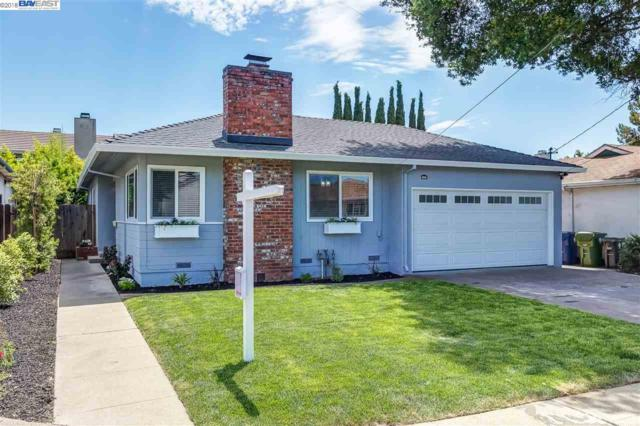 20626 Yeandle Ave, Castro Valley, CA 94546 (#BE40830271) :: The Warfel Gardin Group