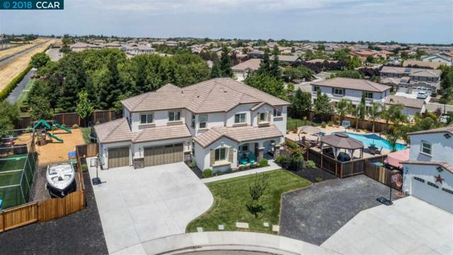 957 Poppy Ct, Brentwood, CA 94513 (#CC40830288) :: The Kulda Real Estate Group
