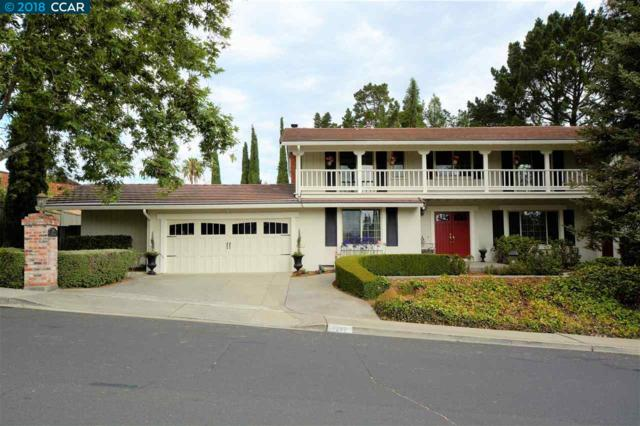 1295 Camino Verde, Walnut Creek, CA 94597 (#CC40830324) :: The Kulda Real Estate Group
