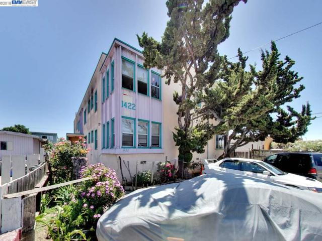 1422 44Th Ave, Oakland, CA 94601 (#BE40830363) :: The Goss Real Estate Group, Keller Williams Bay Area Estates
