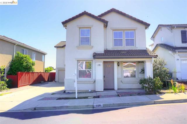 720 Golden Gate Park, Pinole, CA 94564 (#EB40830450) :: The Goss Real Estate Group, Keller Williams Bay Area Estates