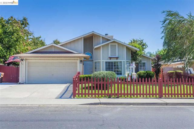1741 Ponderosa Dr, Oakley, CA 94561 (#EB40830496) :: The Kulda Real Estate Group