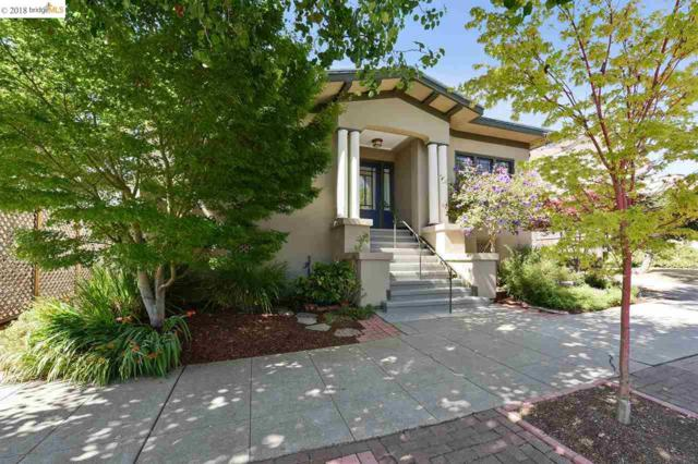 2707 Prince St, Berkeley, CA 94705 (#EB40830618) :: The Kulda Real Estate Group