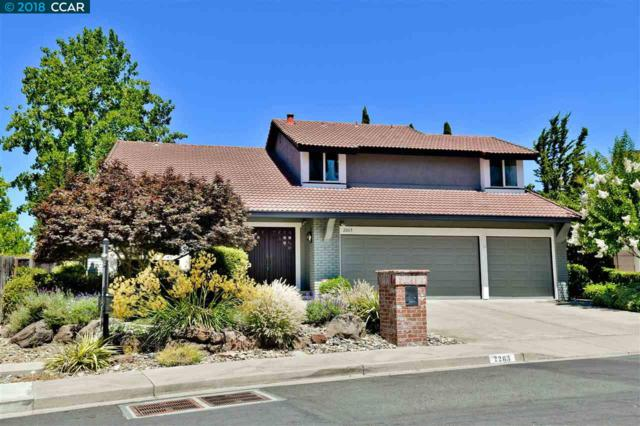 2263 Bromfield Ct, Walnut Creek, CA 94596 (#CC40830624) :: The Warfel Gardin Group