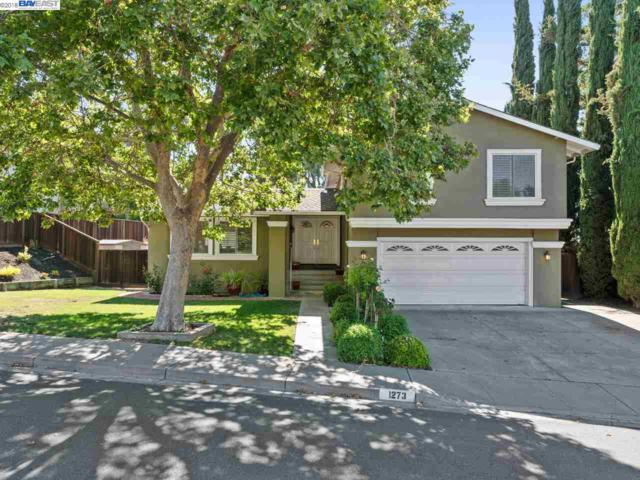 1273 Bordeaux Street, Pleasanton, CA 94566 (#BE40830630) :: Perisson Real Estate, Inc.