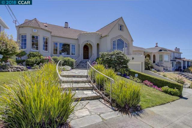 825 Mckinley Ave, Oakland, CA 94610 (#CC40830636) :: The Goss Real Estate Group, Keller Williams Bay Area Estates