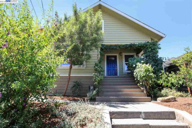 3143 Coolidge Ave, Oakland, CA 94602 (#BE40830920) :: The Kulda Real Estate Group