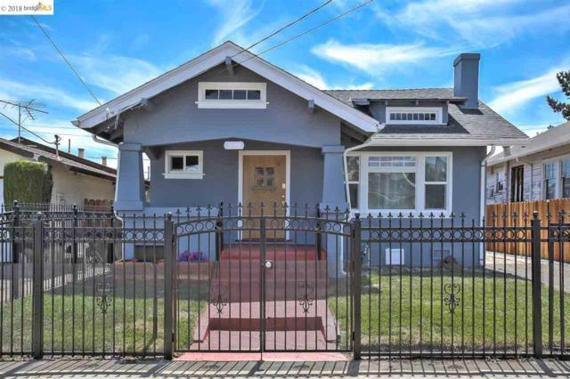 5323 Wentworth Ave, Oakland, CA 94601 (#EB40830929) :: The Warfel Gardin Group