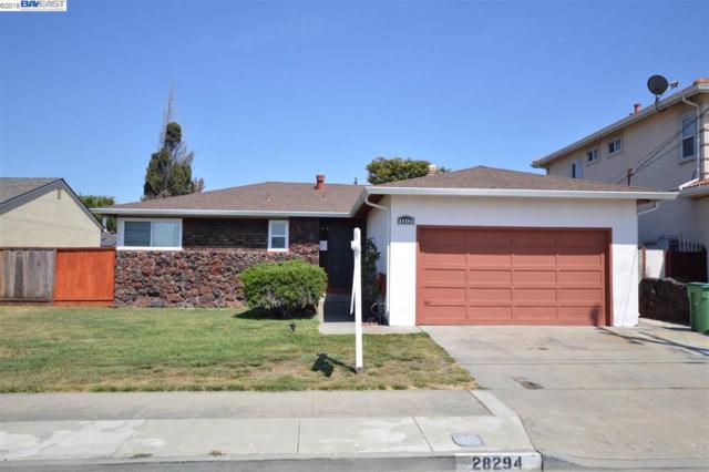 28294 Dickens Ave, Hayward, CA 94544 (#BE40830975) :: The Warfel Gardin Group