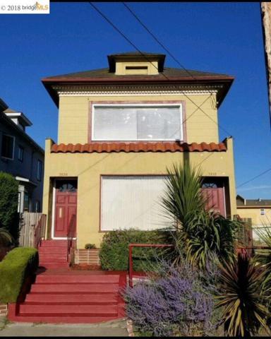 3820 Market, Oakland, CA 94608 (#EB40831151) :: Brett Jennings Real Estate Experts