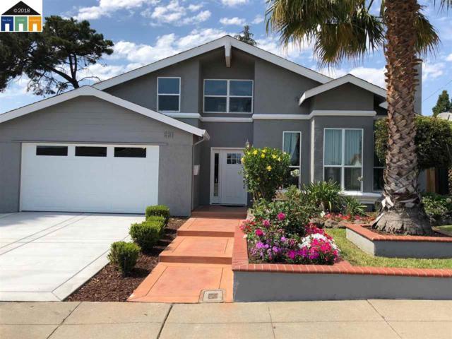 281 Merrill Ave, Fremont, CA 94539 (#MR40831227) :: The Warfel Gardin Group