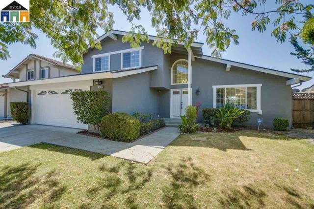 1050 Quintana Way, Fremont, CA 94539 (#MR40831301) :: The Warfel Gardin Group