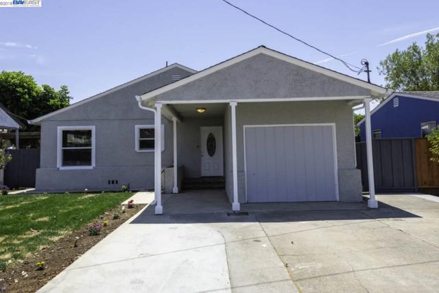 406 Lexington Ave, Hayward, CA 94544 (#BE40831562) :: Strock Real Estate