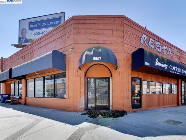 5901 Foothill Blvd, Oakland, CA 94605 (#BE40831629) :: The Warfel Gardin Group