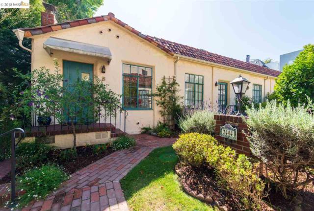 2444 Virginia St, Berkeley, CA 94709 (#EB40831771) :: Brett Jennings Real Estate Experts