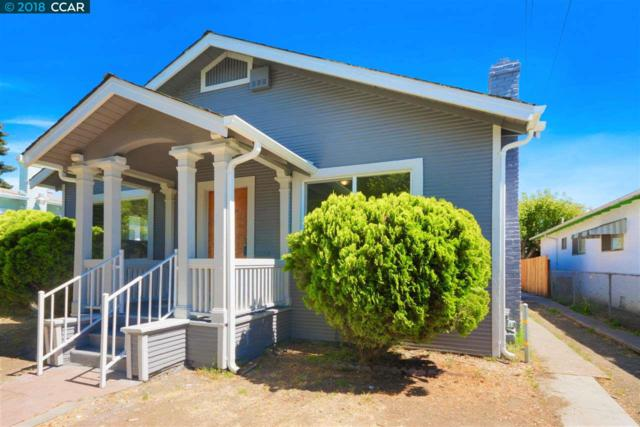 1530 80Th Ave, Oakland, CA 94621 (#CC40831925) :: Brett Jennings Real Estate Experts