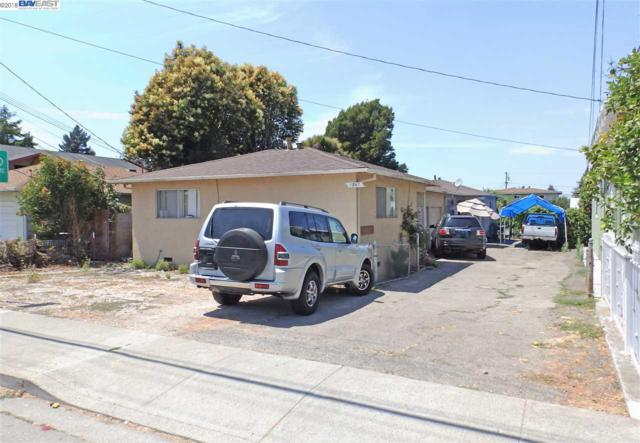1547 167Th Ave, San Leandro, CA 94578 (#BE40831968) :: The Kulda Real Estate Group
