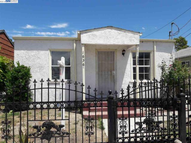 1636 Oriole Ave, San Leandro, CA 94578 (#BE40832201) :: The Goss Real Estate Group, Keller Williams Bay Area Estates